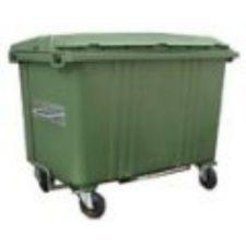 Contena Ochsner - Großer Container aus Kunststoff in Grün 1700l