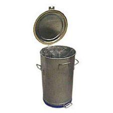 Abfallbehälter 55l mit Fusspedal - Contena-Ochsner Onlineshop