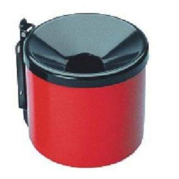 Aschenbecher-Wandmontage rot - Contena-Ochsner Onlineshop