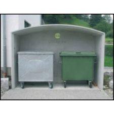 Standplatz Container